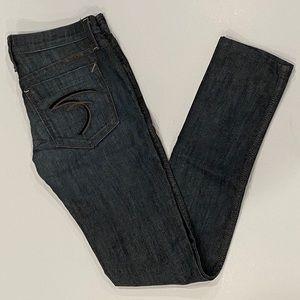 Frankie B. Zigzag Double Jean